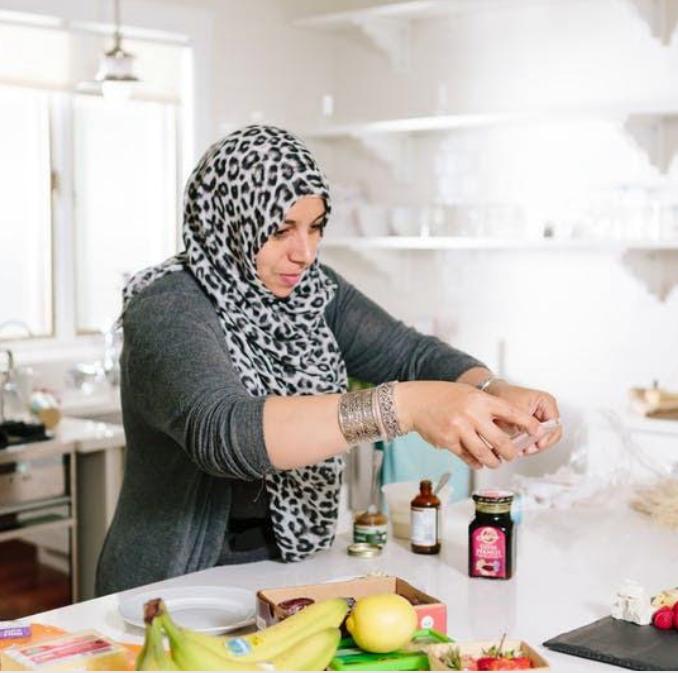 My Halal Kitchen Yvonne Maffei on Times of Youth