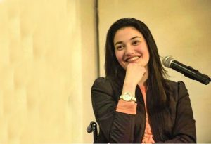 Iron Lady Muniba Mazari