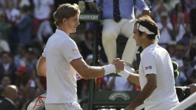 Anderson thwarts Federer's romantic reunion with Nadal at Wimbledon - Times of Youth