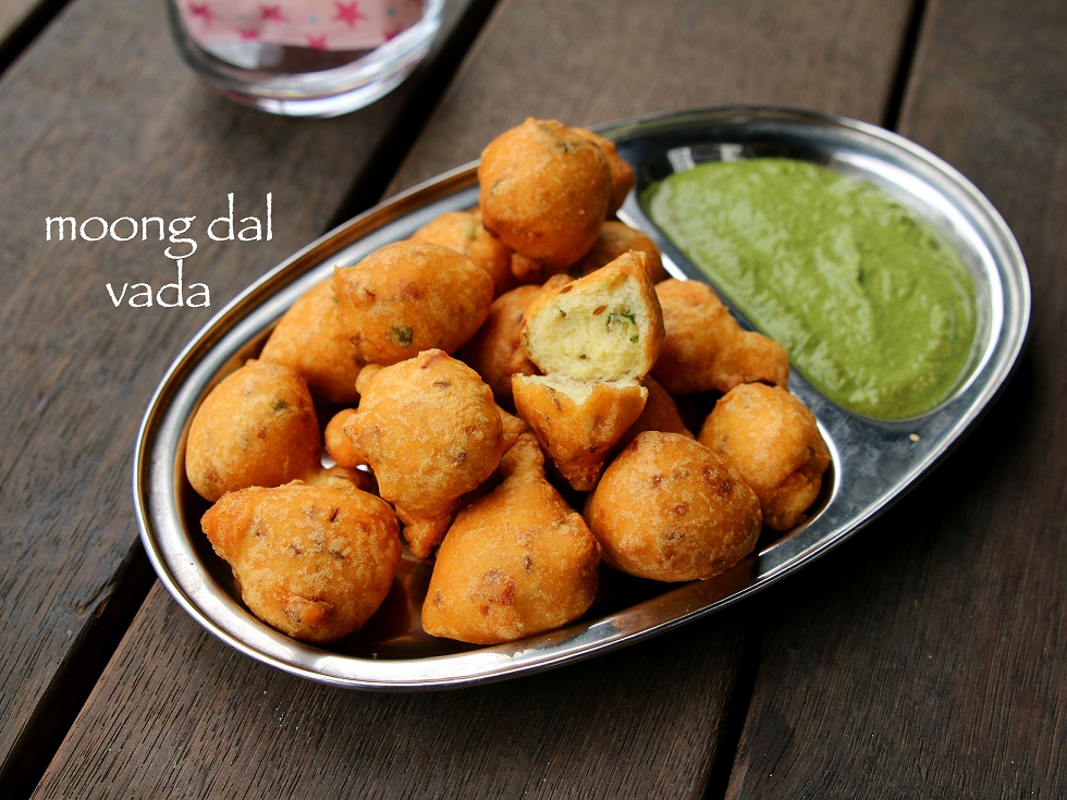 Moong Dal Vada - Times of Youth